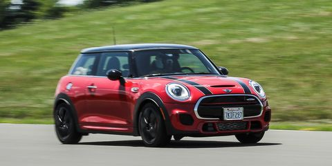 2015 Mini John Cooper Works Hardtop First Drive 8211 Review