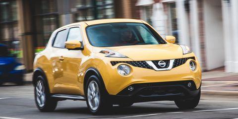 2015 Nissan Juke SL AWD Instrumented Test &#8211