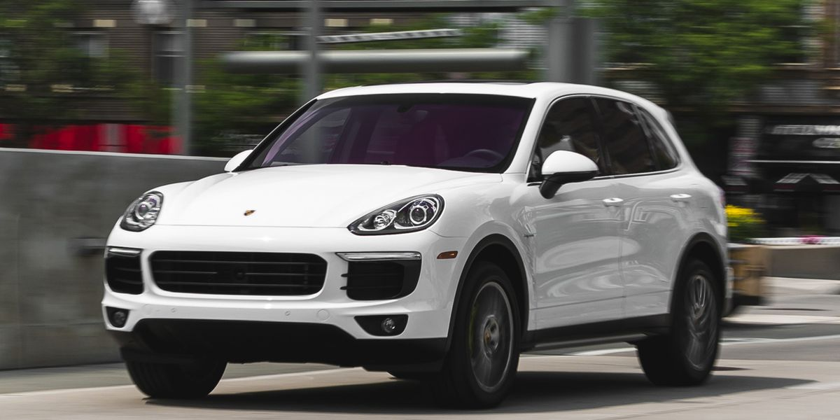 2015 Porsche Cayenne S E Hybrid Test 8211 Review 8211 Car And Driver