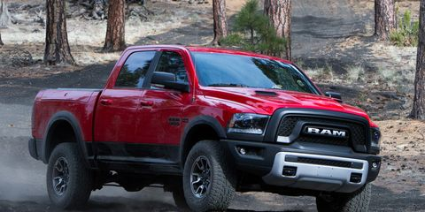 2015 Ram Rebel 1500 4x4 5 7l Hemi V 8 First Drive 8211 Review 8211 Car And Driver