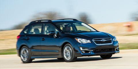 2015 Subaru Impreza Review –
