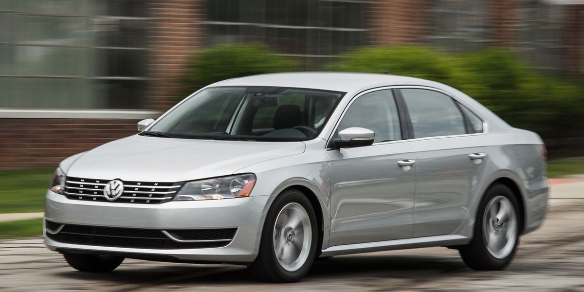 2015 Volkswagen Passat – Review – Car and Driver