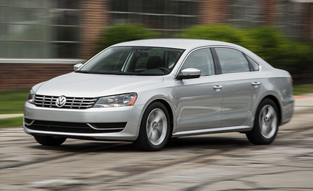 2015 Volkswagen Passat 8211 Review 8211 Car And Driver