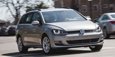 VW Golf Sportwagen >> 2015 Vw Golf Sportwagen 1 8t Automatic Tested 8211 Review