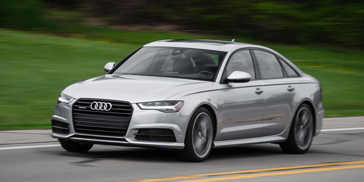 2016 Audi A6 3.0T Quattro Tested