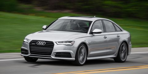 Michael Simari The Audi A6 Was Facelifted For 2016