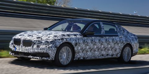 2016 Bmw 7 Series Detailed Driven 8211 Review 8211 Car And Driver