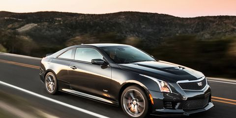 2016 Cadillac Ats V Coupe Test 8211 Review 8211 Car