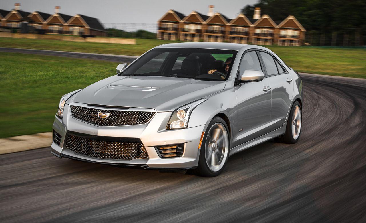 Comments on: 2016 Cadillac ATS-V Sedan - Car and Driver