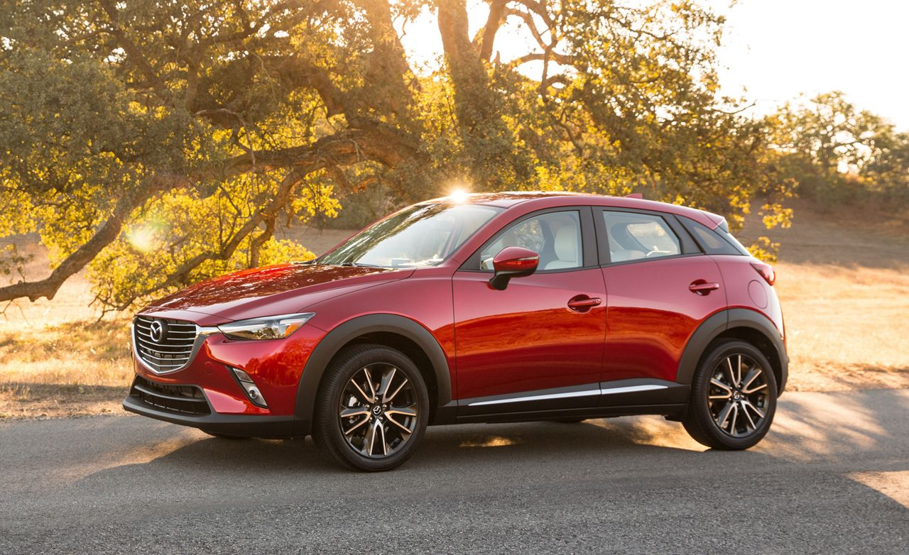 Mazda Mx3 2016 >> 2016 Mazda Cx 3 First Drive 8211 Review 8211 Car And Driver