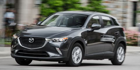 Mazda Cx 3 >> 2016 Mazda Cx 3 Instrumented Test 8211 Review 8211 Car