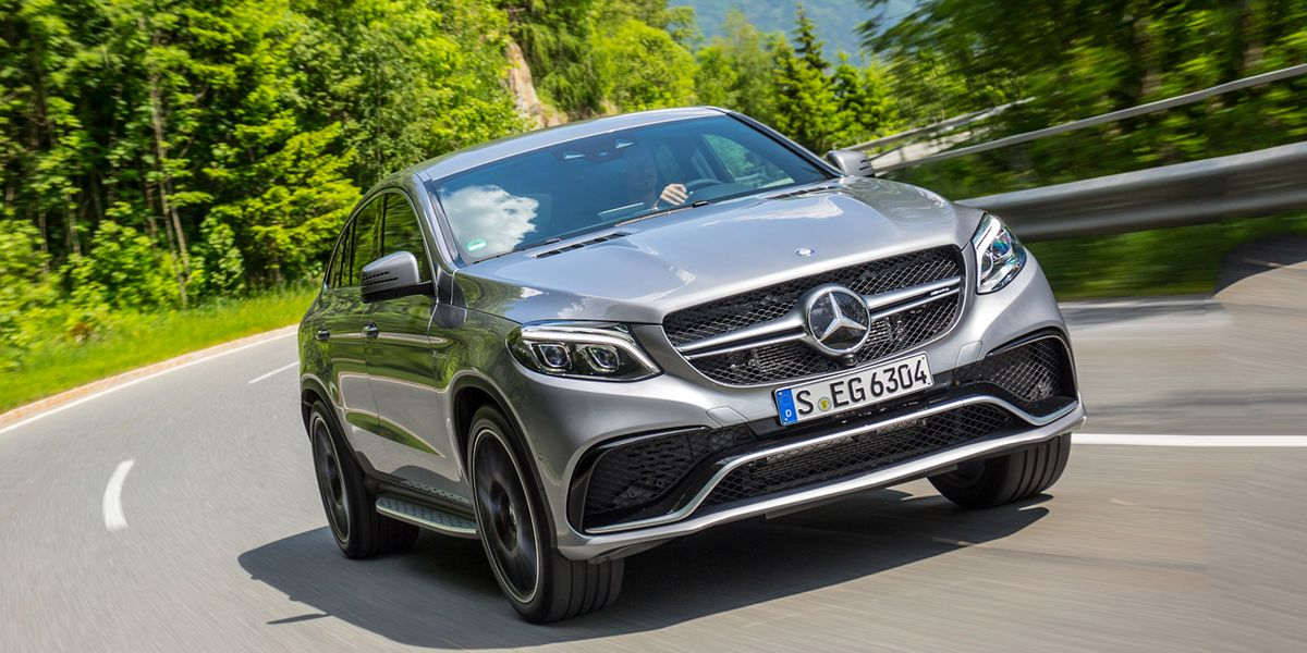 2016 Mercedes Benz Gle Class Coupe First Drive 8211 Review 8211 Car And Driver