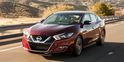 2015 Nissan Maxima >> 2016 Nissan Maxima First Drive 8211 Review 8211 Car And Driver