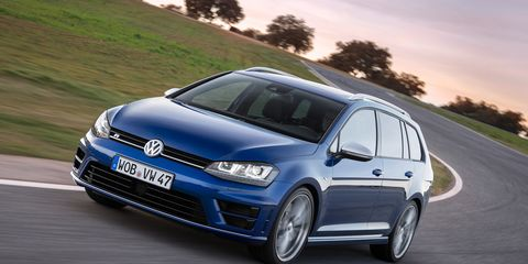 2016 Volkswagen Golf R Sportwagen