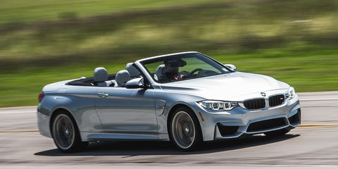 2015 Bmw M4 Convertible Manual 8211 Review 8211 Car And Driver