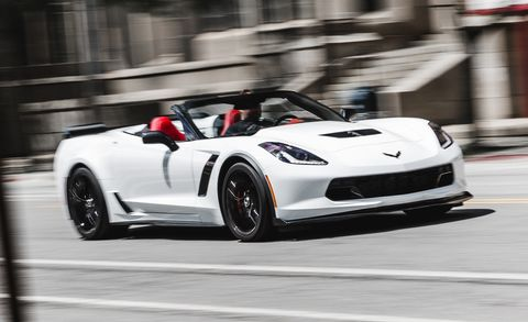 2015 Chevrolet Corvette Z06 Convertible Manual Test 8211