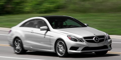 2015 Mercedes Benz E400 4matic Coupe Test 8211 Review 8211 Car