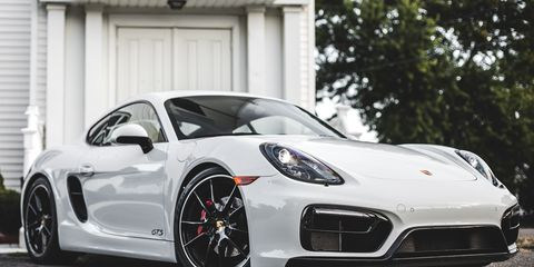 2015 Porsche Cayman Gts Manual Test 8211 Review 8211