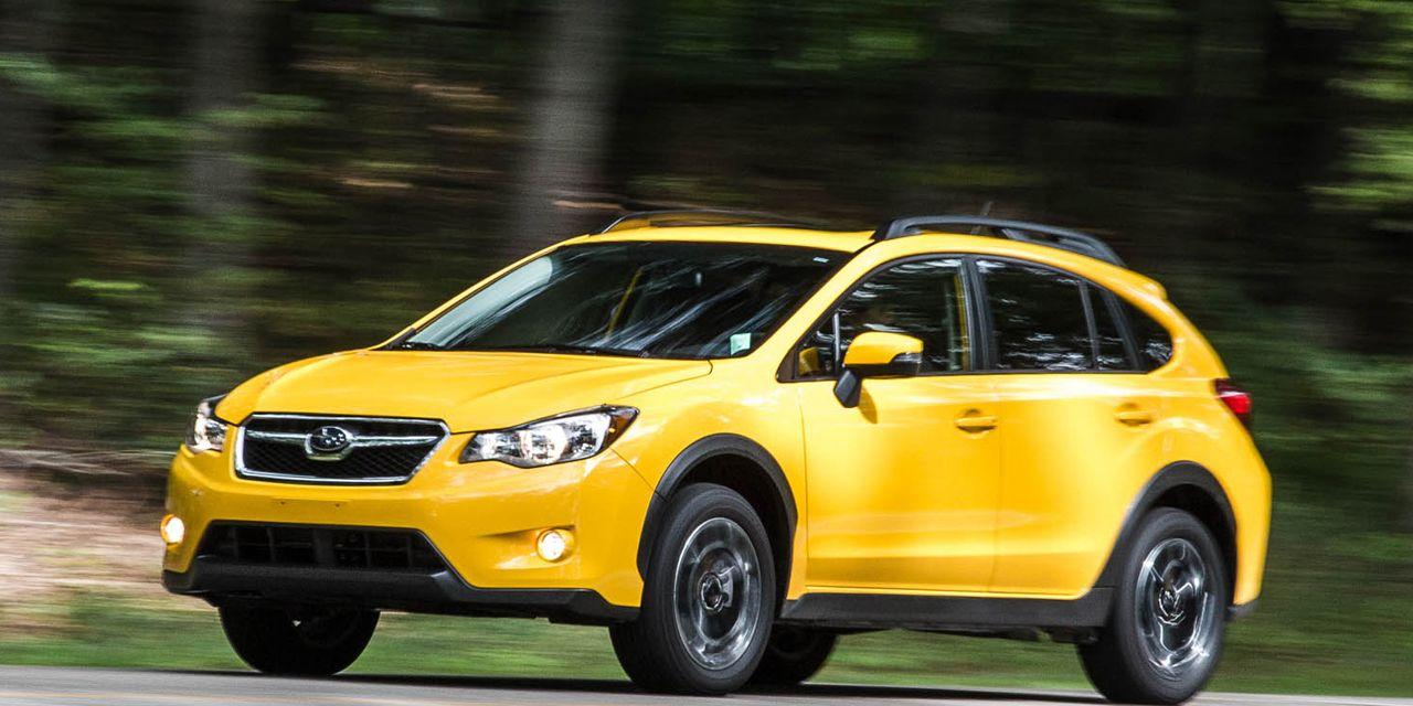 2015 Subaru Xv Crosstrek 2 0i Test 8211 Review 8211 Car And Driver