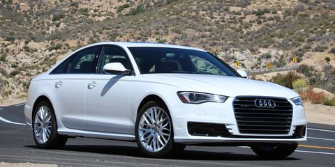 Audi 2.0 T >> 2016 Audi A6 2 0t Quattro Test 8211 Review 8211 Car