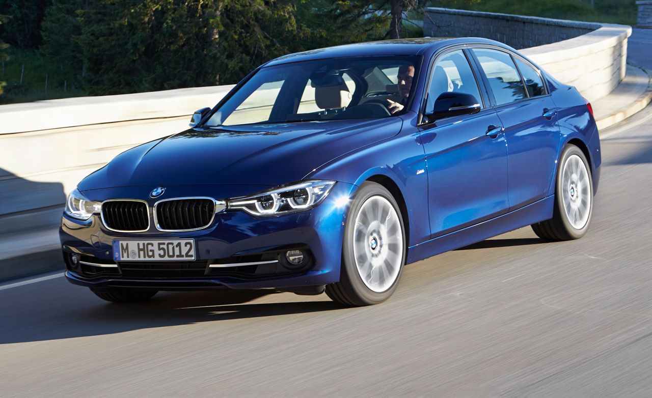 2016 Bmw 3 Series 340i First Drive 8211 Review Car And Driver