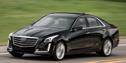 2016 Cadillac Cts Test 8211 Review 8211 Car And Driver