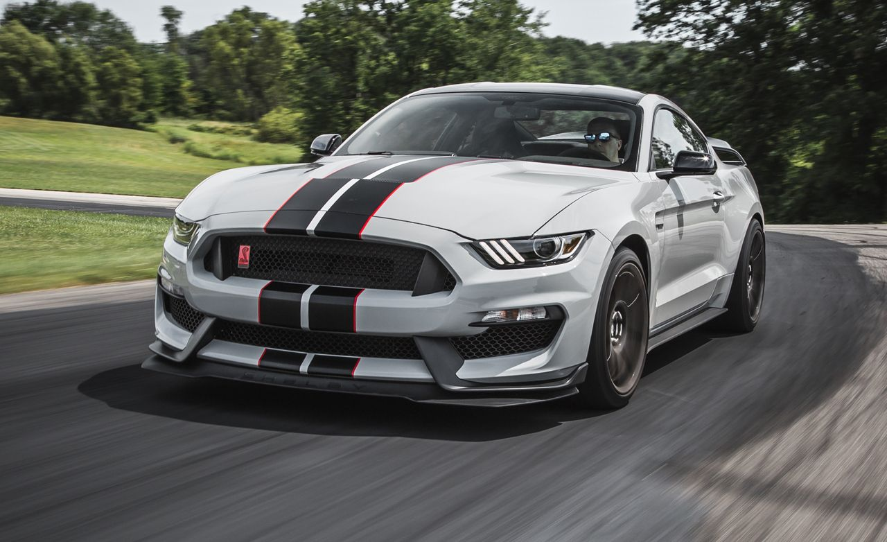 2016 ford mustang shelby gt350r first ride video car
