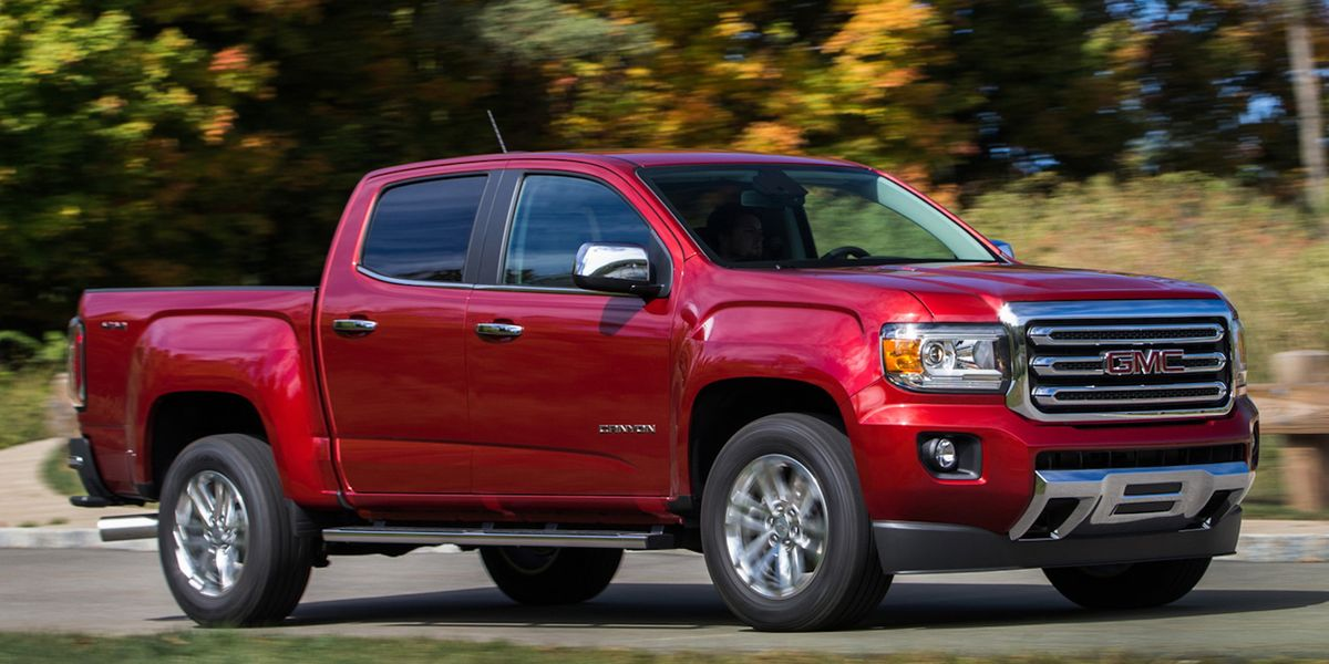 Sign And Drive Lease Deals >> 2016 GMC Canyon Diesel First Drive – Review – Car and Driver