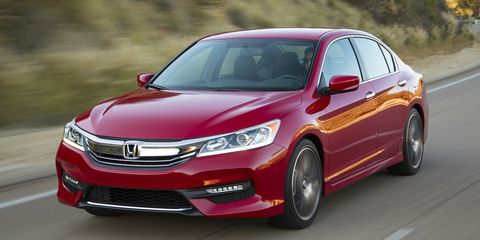 Steve Siler The Manufacturer Refreshed 2016 Honda Accord