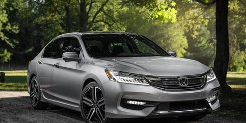 2016 Honda Accord V 6 Sedan Test 8211 Review 8211 Car