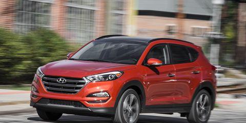 2016 Hyundai Tucson 1 6t Test 8211 Review 8211 Car And Driver