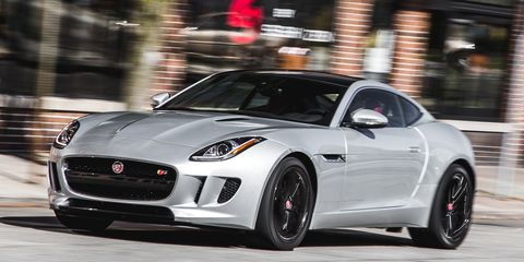 Jaguar F Type Coupe >> 2016 Jaguar F Type S Coupe Manual Test 8211 Review 8211 Car