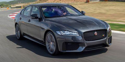 View Photos Image When This Jaguar Xf