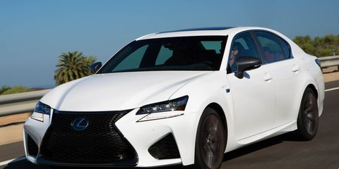 f44c1f2a5ea5 2016 Lexus GS F First Drive   8211  Review   8211  Car and Driver