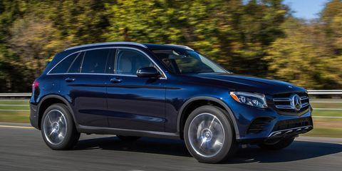 Mb Glc 300 >> 2016 Mercedes Benz Glc300 First Drive 8211 Review 8211