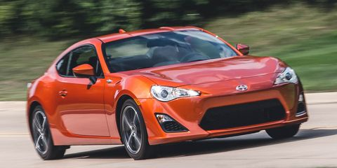 2016 Scion Fr S Manual Test 8211 Review 8211 Car And