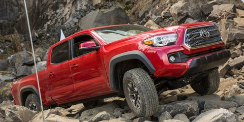 2016 Toyota Tacoma First Drive 8211 Review 8211 Car And Driver