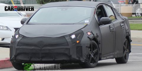 2016 Toyota Prius Plug In Hybrid New Details Have Come To Light Man