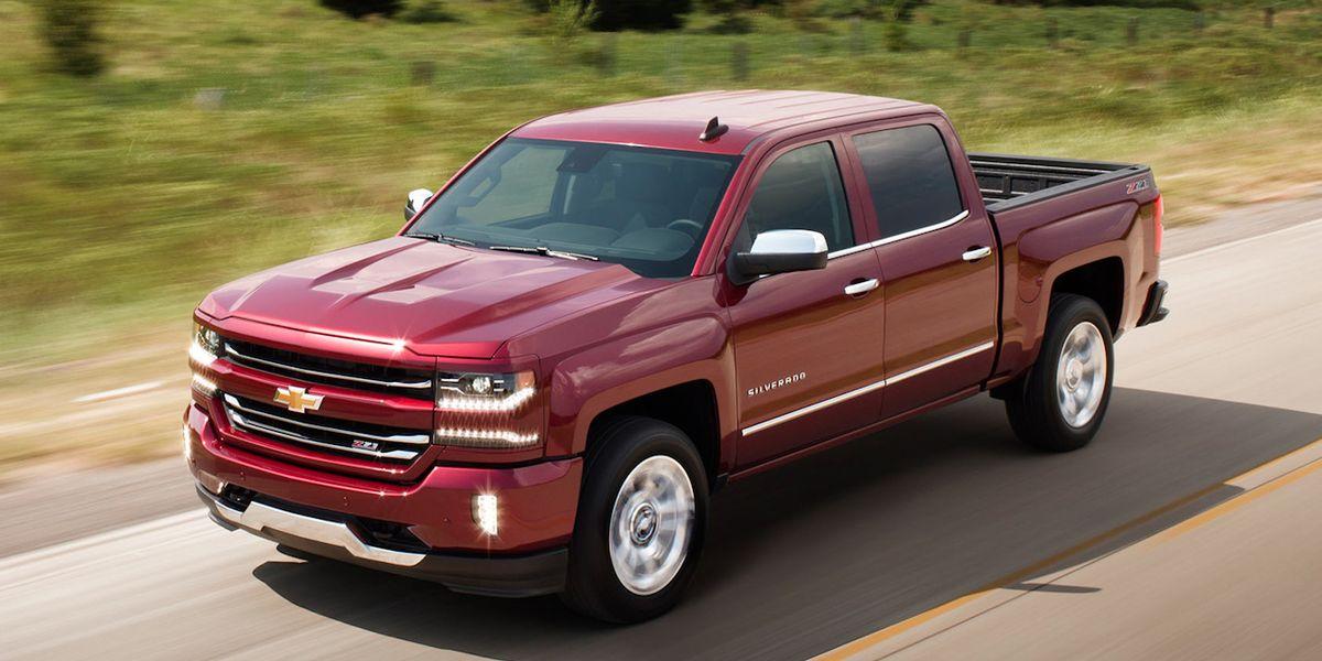 2016 Chevrolet Silverado Photos And Info 8211 News Car Driver