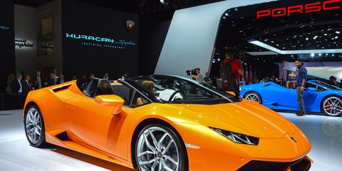 Image Tim Andrew The Manufacturer Lamborghini S Press Materials For 2016 Huracán Lp610 4
