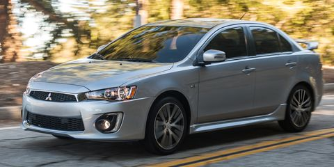 2016 Mitsubishi Lancer Improved However Subtly