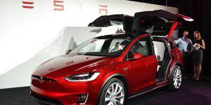Tesla suv 2020