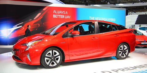 2016 Toyota Prius The Changer Is All New