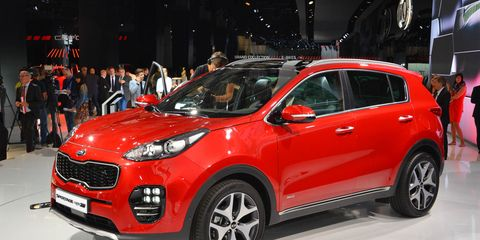 2017 Kia Sportage Larger And Ier
