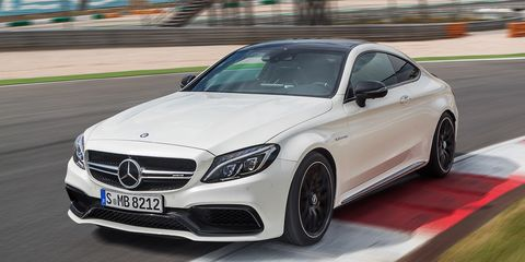 2017 Mercedes Amg C63 Coupe Benz S Baby Brawler Is Reborn