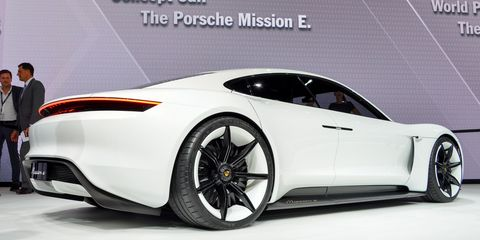 Image Tim Andrew The Manufacturer Porsche S Mission E