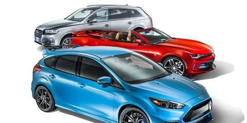New Cars For 2016 Reviews Comparisons Model Change Info