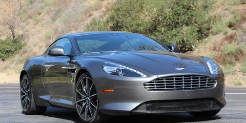 2016 Aston Martin Db9 Gt First Drive 8211 Review 8211