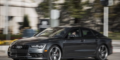 2016 Audi S7 Quattro Test 8211 Review 8211 Car And Driver