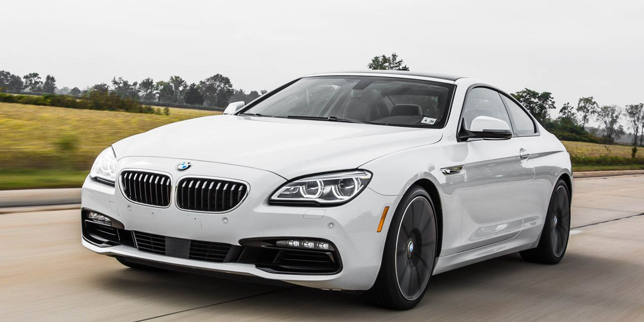 2016 Bmw 650i Test 8211 Review 8211 Car And Driver